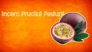 Incerc Fructul Pasiuni