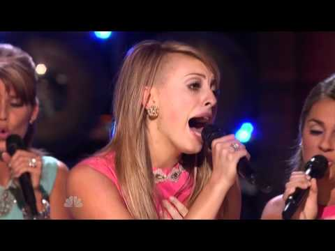 The Sing Off - Delilah -