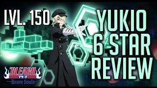 Bleach Brave Souls - Fullbring Yukio 6★ Star Character Review!