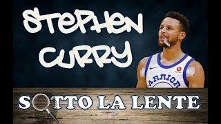 Sotto la lente - Stephen Curry