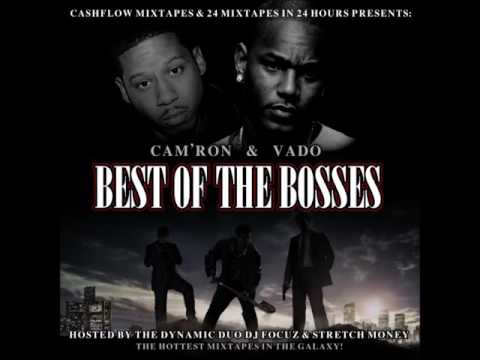 Cam'ron & Vado - Best of The Bosses Dipset,We The Best,DJ Focuz,Stretch Money (Full Mixtape Album)