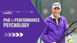 Tennis Coach Greg Prudhomme Doctoral Testimonial