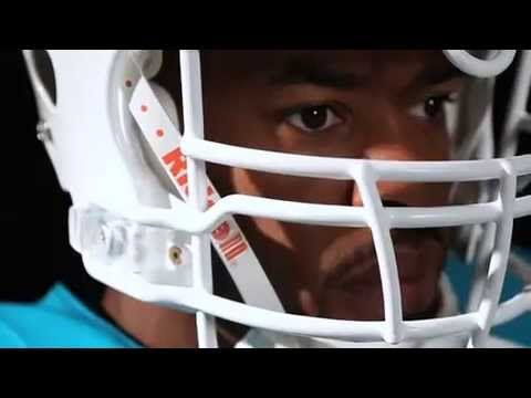 Cameron Wake Uniform Reveal