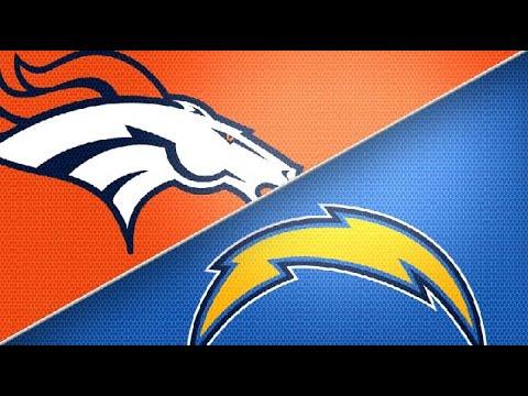 da23c7a0f Denver Broncos vs Los Angeles Chargers Week 11 highlights (11 18 18 ...