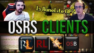 Download lagu The State Of RuneLite OSBuddy He Cant Believe It OSRS Finally Gets A Reward MP3
