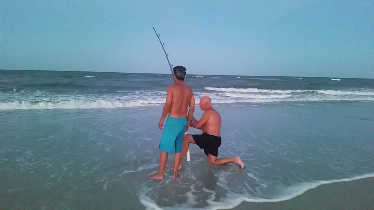 Shark Fishing Ponte Vedra Beach July 24 2016
