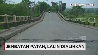 Video Jembatan Amblas, Jalur Jonggol-Cianjur Lumpuh download MP3, 3GP, MP4, WEBM, AVI, FLV November 2018