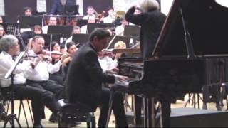 Robert Ciufu Grieg Concert A-minor