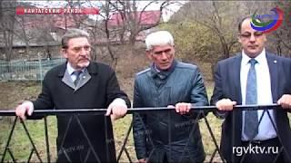 Делегация из Санкт-Петербурга  приехала в  Кайтагский район