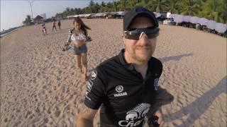 Our First Date  -  Ban Ampur Beach  -  Pattaya, Thailand