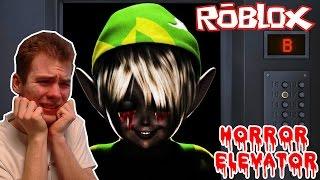 ¡TROCHTM STRACH-EM! EL ASCENSOR DE HORROR ( HORROR ELEVATOR) #105 ROBLOX