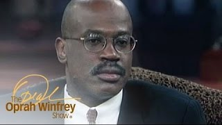 Why Prosecutor Christopher Darden Broke Down at a Press Conference | The Oprah Winfrey Show | OWN