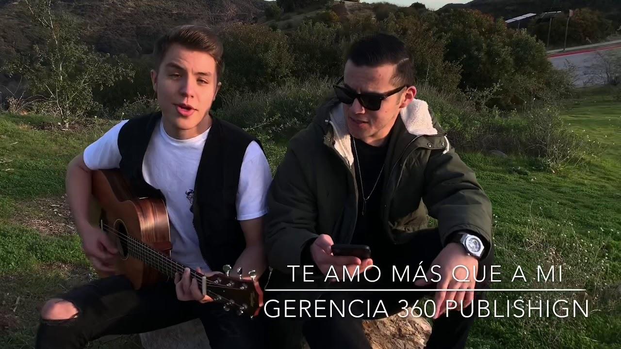 Te Amo Mas Que A Mi - Giovanny Ayala y Jonatan Sánchez (Próximamente 2020)