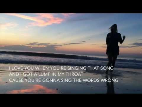 Vance Joy - Riptide Lyrics Video