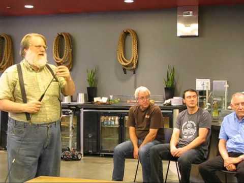 HomeBrew Robotics Club - July 25, 2012 - Show and Tell