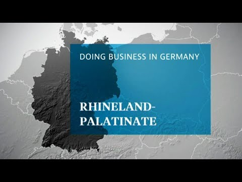 Doing Business In Rhineland-Palatinate