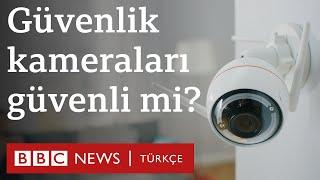 Evlerimizdeki güvenlik kameraları nasıl hackleniyor?