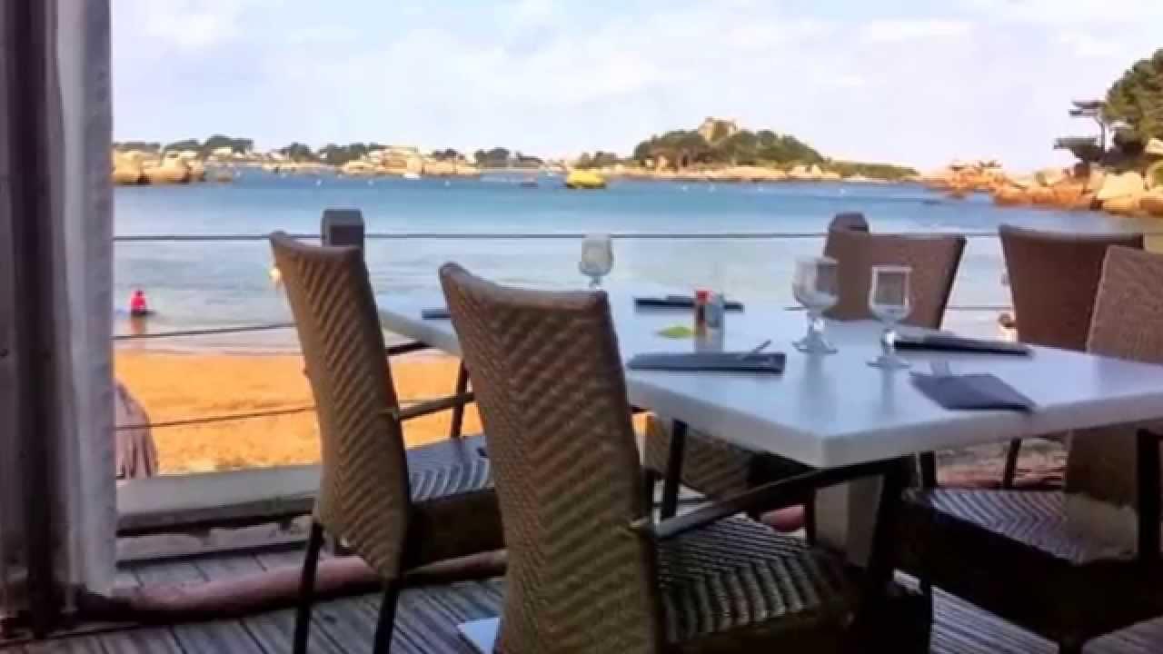 hotel saint guirec et de la plage restaurant le coste. Black Bedroom Furniture Sets. Home Design Ideas