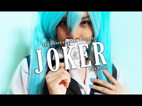 Joker | Hatsune Miku [Vocaloid Live Action]
