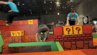 TEMPEST FREERUNNING ACADEMY - GYM VIDEO