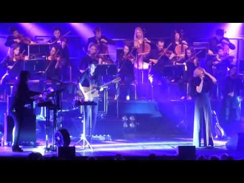 Alison Goldfrapp & Will Gregory at Royal Albert Hall, 18/11/14...
