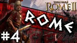 Total War: Rome II: Rome Campaign #4 ~ Destroying the League!