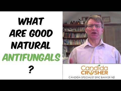 What Are Good Natural Antifungals?