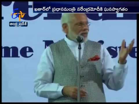 Modi in Qatar: PM shares meal, interacts with Indian workers in Doha