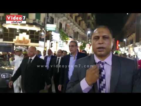 مدير أمن القاهرة يتفقد تأمين دور السينما والمتنزهات بوسط العاصمة  - نشر قبل 2 ساعة
