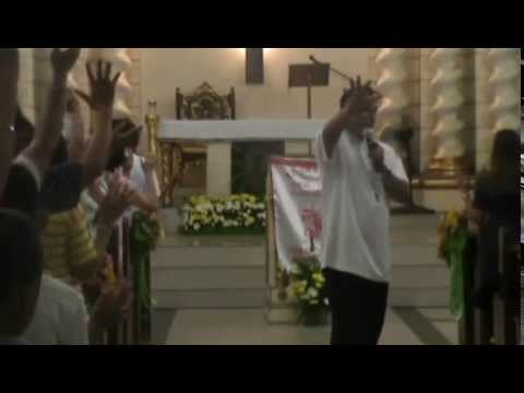 24th Anniversary El Shaddai DWXI PPFI Our Lady of the Poor Parish Chapter
