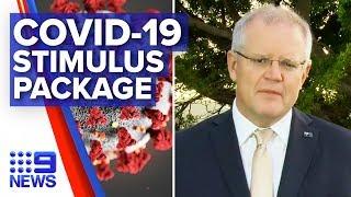 Coronavirus: Government's COVID-19 stimulus package | Nine News Australia