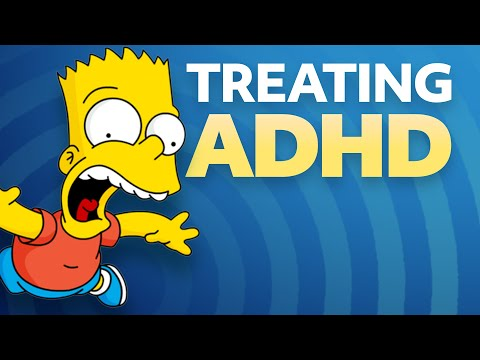 Treating ADHD with Therapy