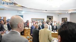 بالفيديو : النمنم : المجلس الأعلى فقد خمسة من أعضائه.. ويطالب بالوقوف دقيقة حداد على أرواحهم