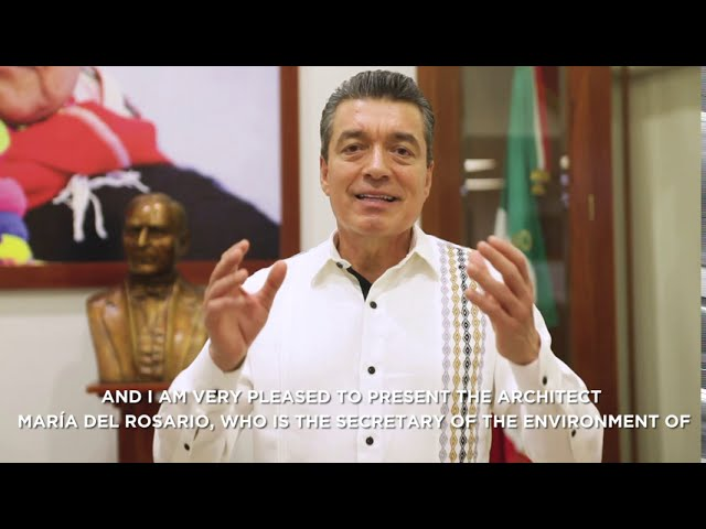 Government of Chiapas Presents State Investment Plan [ENG, ES]