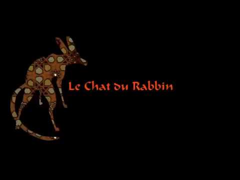 Générique LE CHAT DU RABBIN MUSIQUE : Romain BAUDRY