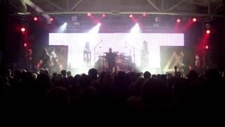 H A C R I D E - Overcome ( Live at Euroblast Festival 2013 )