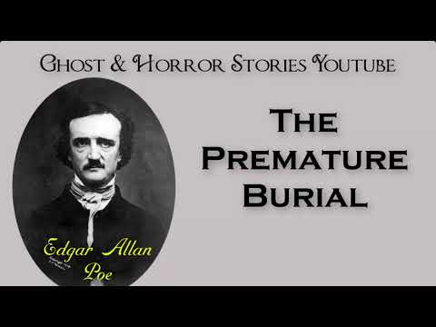 The Premature Burial by Edgar Allan Poe | Audiobooks Youtube Free | Horror Story