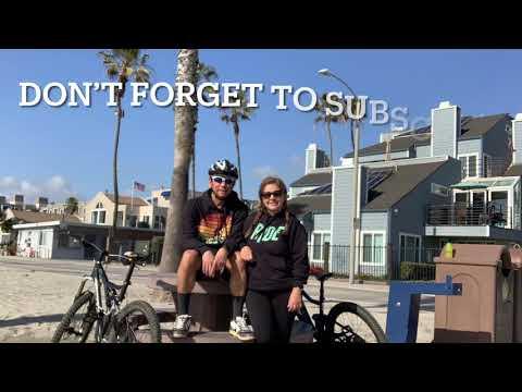 San Luis Rey River Trail Bike Ride Oceanside California