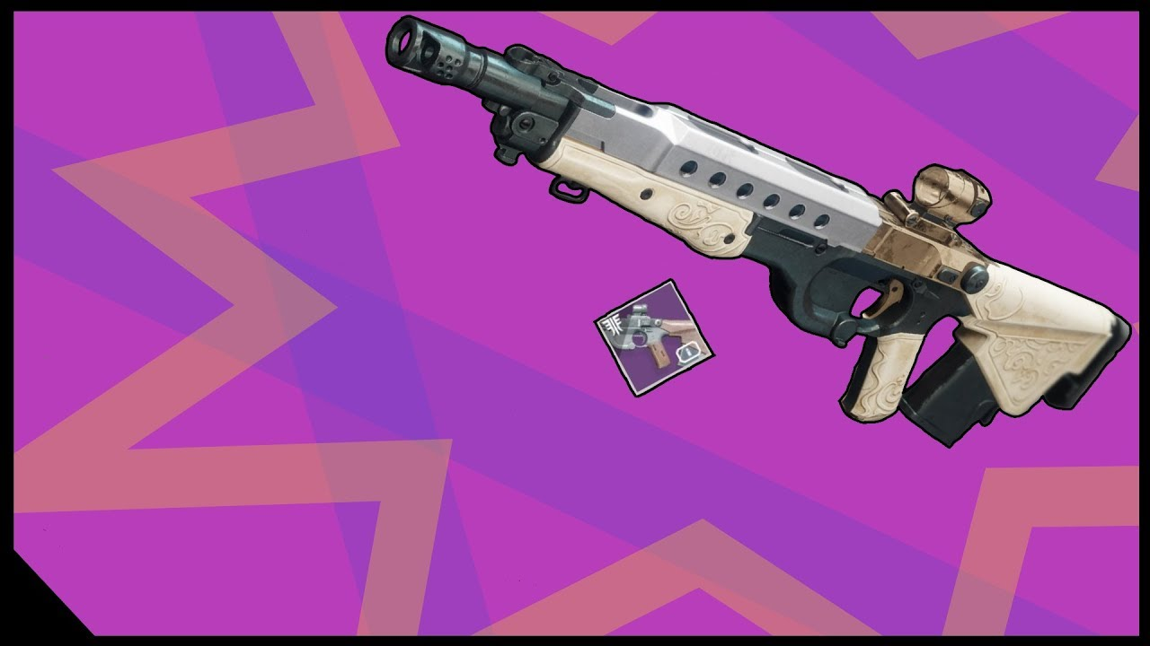 Bygones weapon review! Infamy rank 12 roll!