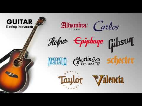 Sadek Music - Online Guitar shop in Dubai