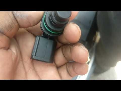 Volkswagen Jetta P0016 error code crankshaft sensor camshaft