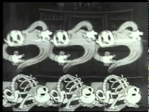 Betty Boop - 1931 Minnie The Moocher(Cab Calloway) W/ Lyrics in Description