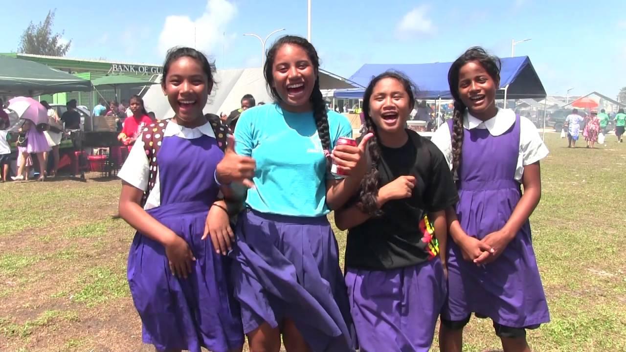 School Close In Marshall Island