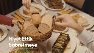 Hoşgeldin Ya Şehr-î Ramazan...