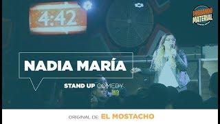 Probando Material: Nadia María (Stand-Up Comedy)