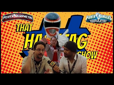 Christopher Khayman Lee From Power Rangers in Space  Power Morphicon 2014