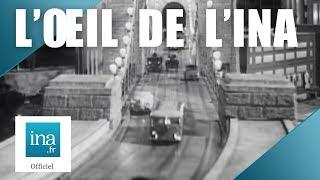 1953 : L'autoroute miniature pour les grands enfants | Archive INA