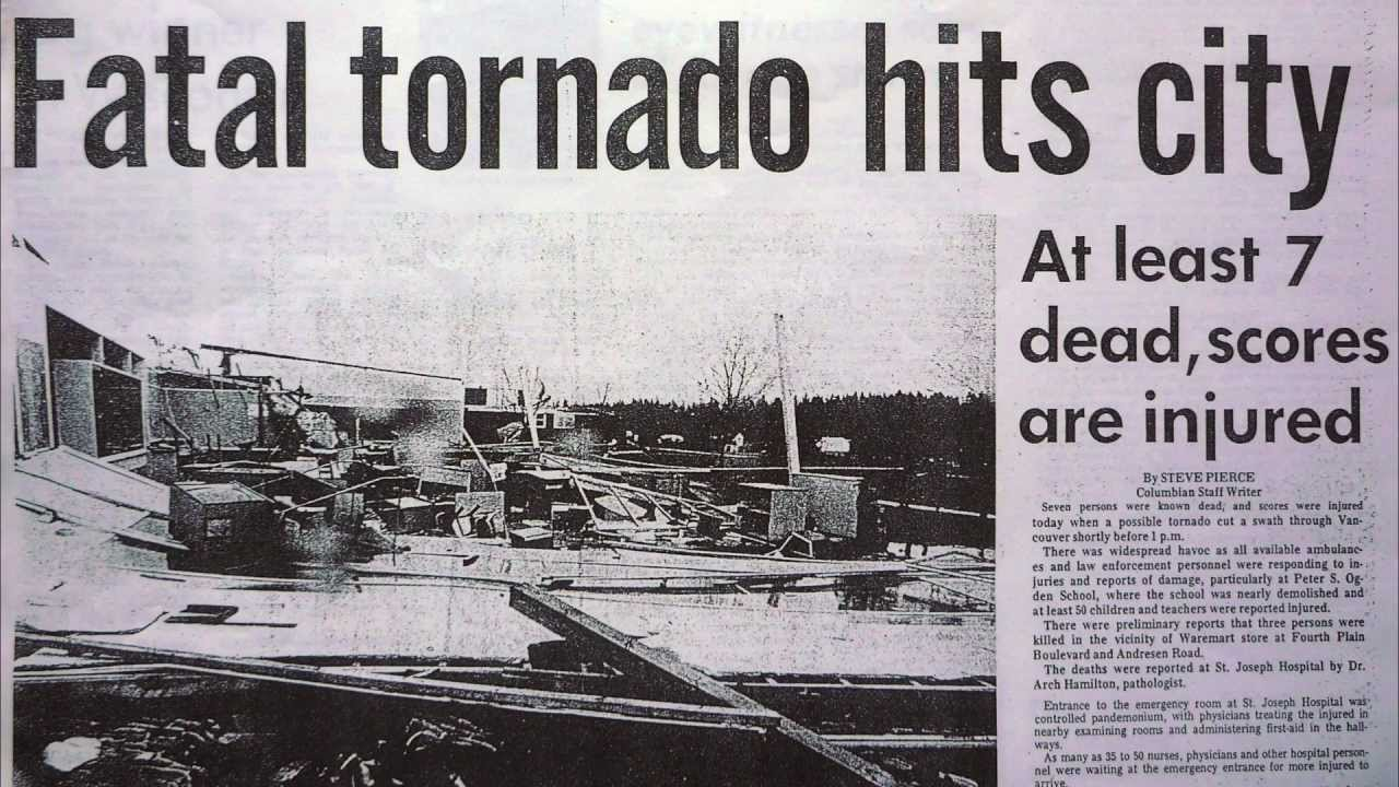 the 1972 vancouver tornado youtube. Black Bedroom Furniture Sets. Home Design Ideas