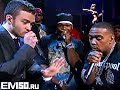 50 Cent, Justin Timberlake, Timbaland - Ayo Technology live on MTV VMA 2007 (eminem50cent.ru)
