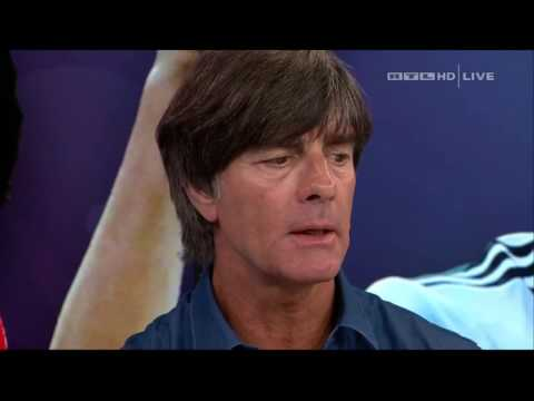 Joachim Löw post-match interview - Deutschland v San Marino(2017)